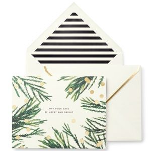 Kate Spade New York Merry & Bright Holiday Cards